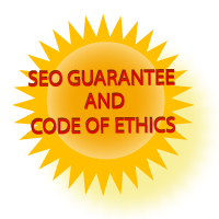 link to our guarantee and SEO work of ethics